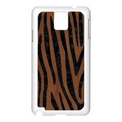 SKN4 BK-MRBL BR-WOOD Samsung Galaxy Note 3 N9005 Case (White)