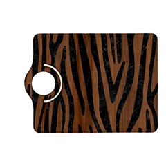 SKN4 BK-MRBL BR-WOOD Kindle Fire HD (2013) Flip 360 Case