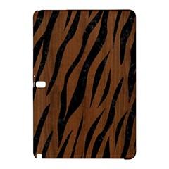 Skn3 Bk Mrbl Br Wood (r) Samsung Galaxy Tab Pro 10 1 Hardshell Case