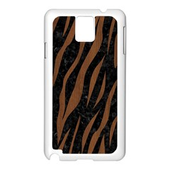 SKN3 BK-MRBL BR-WOOD Samsung Galaxy Note 3 N9005 Case (White)
