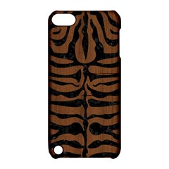 SKN2 BK-MRBL BR-WOOD (R) Apple iPod Touch 5 Hardshell Case with Stand