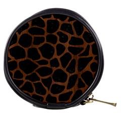 SKN1 BK-MRBL BR-WOOD (R) Mini Makeup Bags