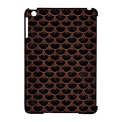 SCA3 BK-MRBL BR-WOOD Apple iPad Mini Hardshell Case (Compatible with Smart Cover)