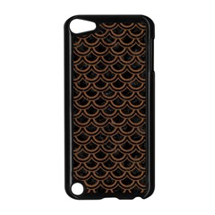 SCA2 BK-MRBL BR-WOOD Apple iPod Touch 5 Case (Black)