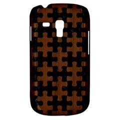 PUZ1 BK-MRBL BR-WOOD Galaxy S3 Mini