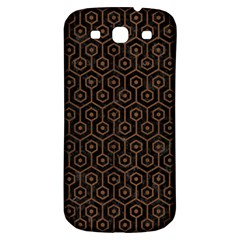 HXG1 BK-MRBL BR-WOOD Samsung Galaxy S3 S III Classic Hardshell Back Case
