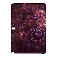 Buried Pirate Treasure Of Fractal Pearls And Coins Samsung Galaxy Tab Pro 12 2 Hardshell Case