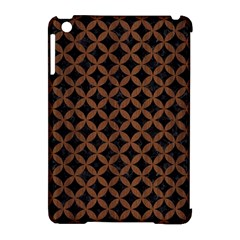 Cir3 Bk Mrbl Br Wood Apple Ipad Mini Hardshell Case (compatible With Smart Cover)
