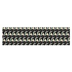 Colorful Pop Art Monkey pattern Satin Scarf (Oblong)