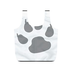 Furry Canine Full Print Recycle Bags (S)