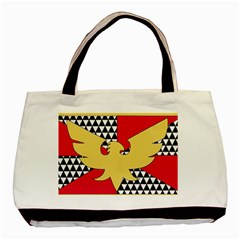 Feather Pride Basic Tote Bag (Two Sides)