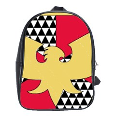 Feather Pride School Bags(Large)