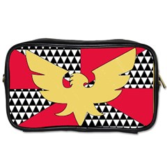 Feather Pride Toiletries Bags 2-Side
