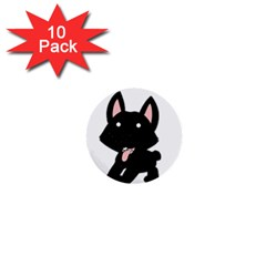 Cane Corso Cartoon 1  Mini Buttons (10 pack)