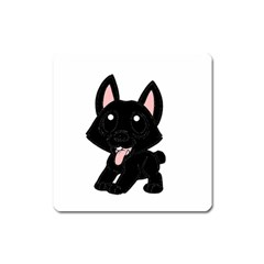 Cane Corso Cartoon Square Magnet