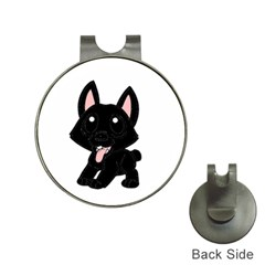 Cane Corso Cartoon Hat Clips With Golf Markers