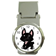 Cane Corso Cartoon Money Clip Watches