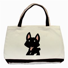 Cane Corso Cartoon Basic Tote Bag