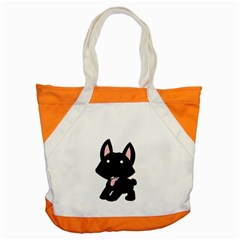 Cane Corso Cartoon Accent Tote Bag
