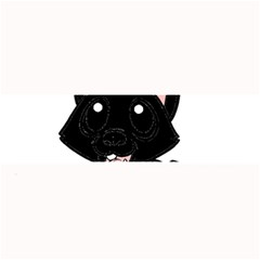 Cane Corso Cartoon Large Bar Mats