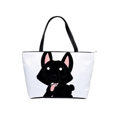Cane Corso Cartoon Shoulder Handbags