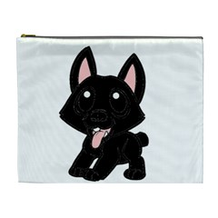 Cane Corso Cartoon Cosmetic Bag (XL)