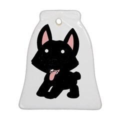 Cane Corso Cartoon Bell Ornament (two Sides)