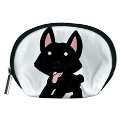 Cane Corso Cartoon Accessory Pouches (Medium)