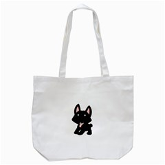 Cane Corso Cartoon Tote Bag (white)