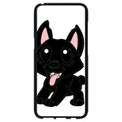 Cane Corso Cartoon Samsung Galaxy S8 Black Seamless Case