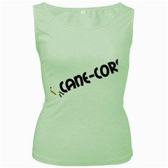 Cane Corso Mashup Women s Green Tank Top