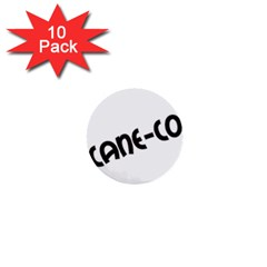 Cane Corso Mashup 1  Mini Buttons (10 pack)