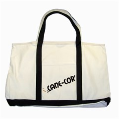 Cane Corso Mashup Two Tone Tote Bag