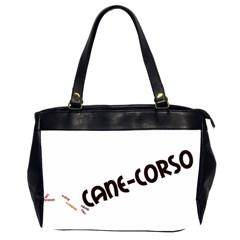 Cane Corso Mashup Office Handbags (2 Sides)