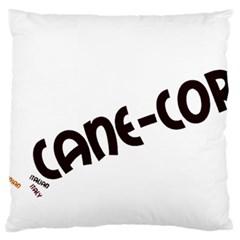 Cane Corso Mashup Large Cushion Case (one Side)