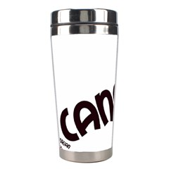 Cane Corso Mashup Stainless Steel Travel Tumblers