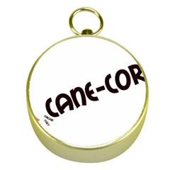 Cane Corso Mashup Gold Compasses