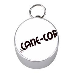 Cane Corso Mashup Mini Silver Compasses