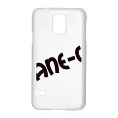 Cane Corso Mashup Samsung Galaxy S5 Case (White)