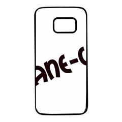 Cane Corso Mashup Samsung Galaxy S7 Black Seamless Case