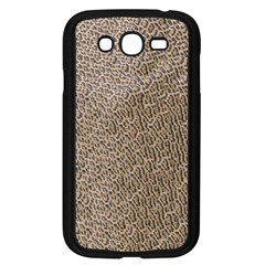 Animal Print Panthera Onca Texture Pattern Samsung Galaxy Grand Duos I9082 Case (black)