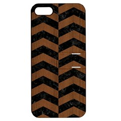 Chv2 Bk Mrbl Br Wood Apple Iphone 5 Hardshell Case With Stand