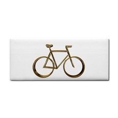 Elegant Gold Look Bicycle Cycling  Cosmetic Storage Cases