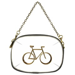Elegant Gold Look Bicycle Cycling  Chain Purses (one Side)