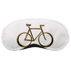 Elegant Gold Look Bicycle Cycling  Sleeping Masks