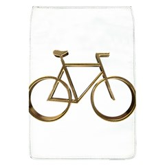 Elegant Gold Look Bicycle Cycling  Flap Covers (l)