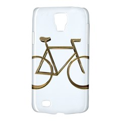 Elegant Gold Look Bicycle Cycling  Galaxy S4 Active