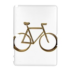 Elegant Gold Look Bicycle Cycling  Galaxy Note 1
