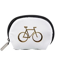 Elegant Gold Look Bicycle Cycling  Accessory Pouches (small)