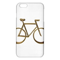 Elegant Gold Look Bicycle Cycling  Iphone 6 Plus/6s Plus Tpu Case